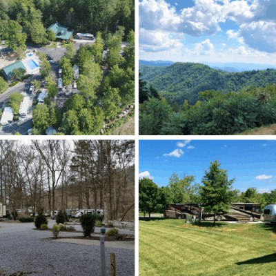 RV Campgrounds in Smoky Mountains