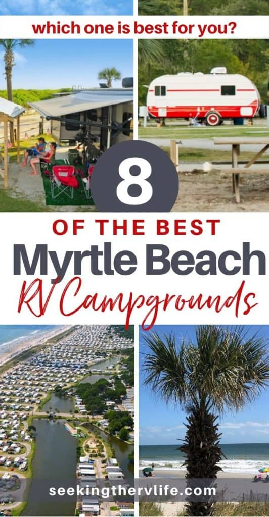 Best Myrtle Beach Campgrounds (SC RV Campgrounds)