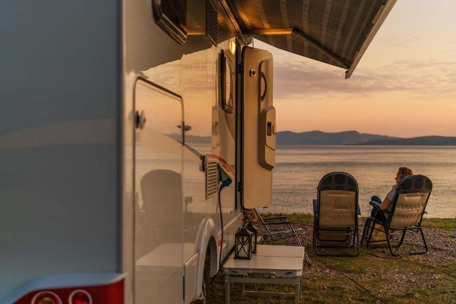 RV Basics: RV Campsite Setup (With Printable RV Setup Checklist)