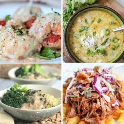 25+ Super Easy Slow Cooker Recipes: RV Camping Meals
