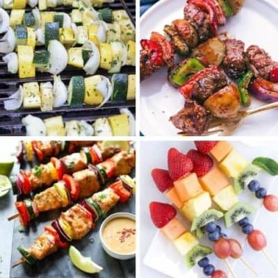 25+ Kebab Recipes On The Grill