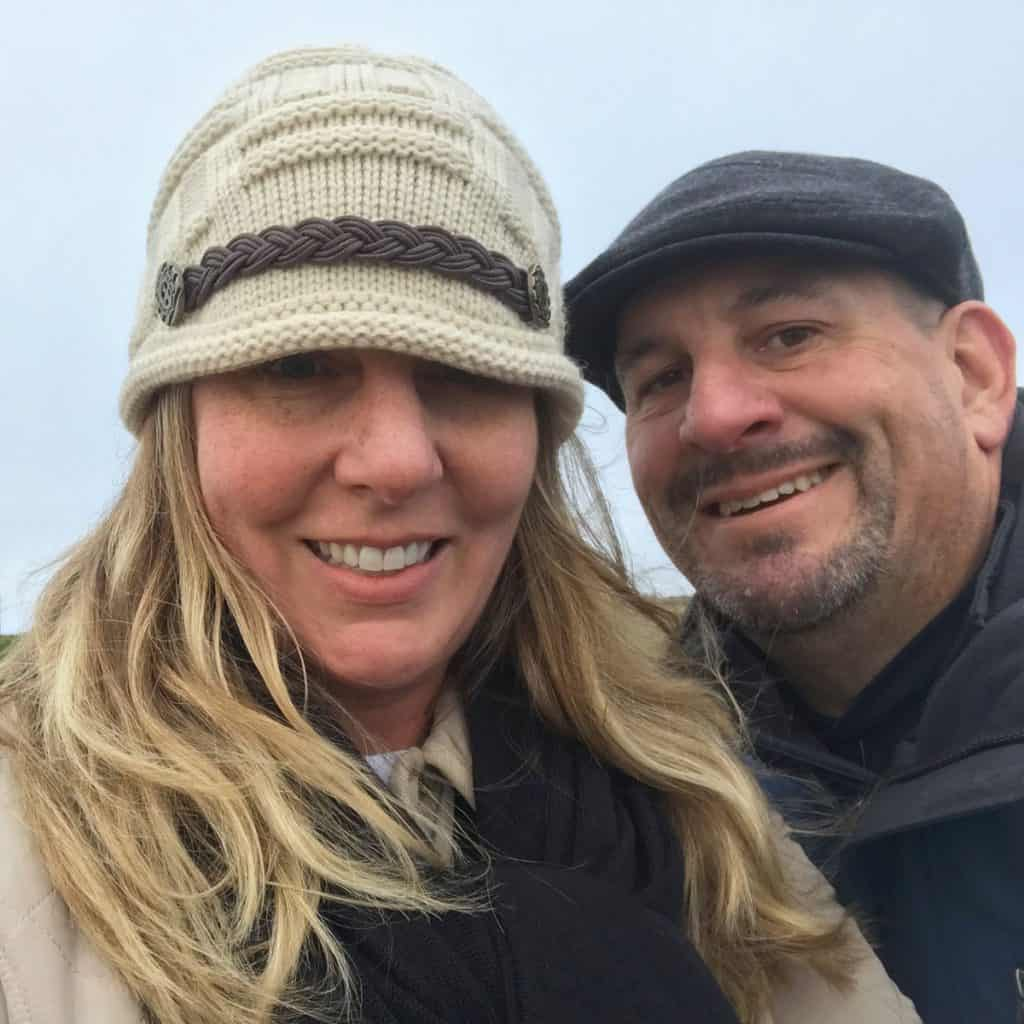 feature image of kori and frank of seeking the rv life